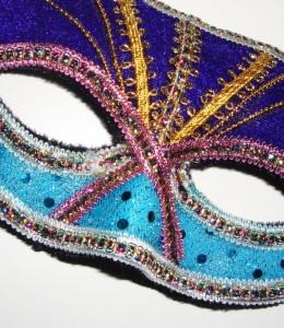 Purim mask